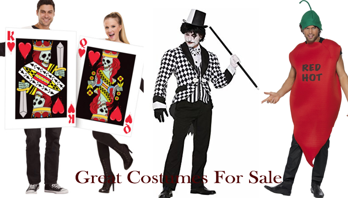 sale costumes