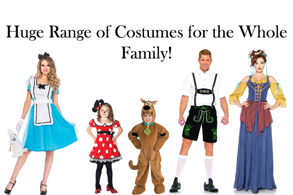 Costumes for the whole family